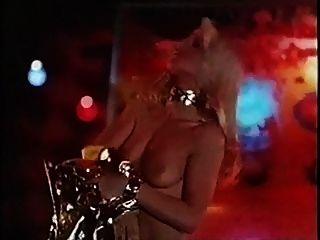 Pinball Wizard - Vintage 70s Striptease Blonde Heels