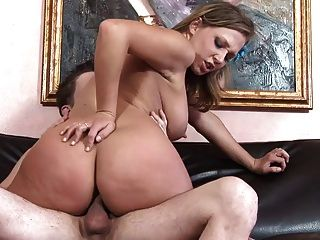 teras rides on cock and gets jizz tmb
