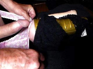 Fucking My Fleshlight With Pink Panties On #2
