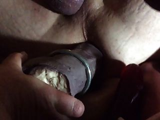 Mistress Dildos And Punch Fists Sissy Pussy