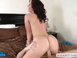Sexy Brunette Jayden Jaymes Fucking