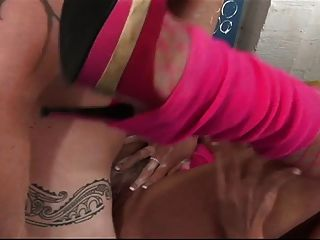 Sophisticated Slut With Glasses Emma Butt Gives Head To A Horny Dude