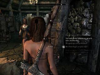 image Perils of escaped skyrim slavegirl 14