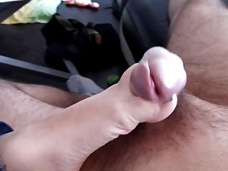 My Wife Sock Footjob