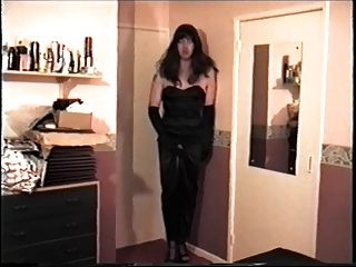 90s Bedroom Satin Fun 2