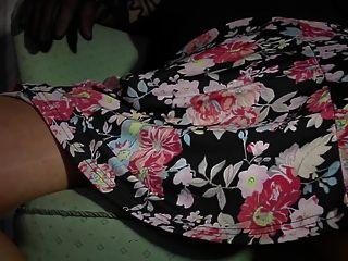 In Hot Skirt