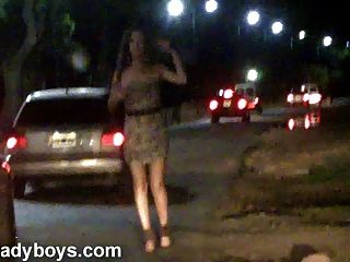 Nikki Ladyboys Street Whore