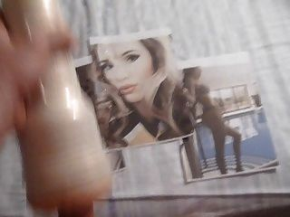 Bella Thorne Fleshlight Tribute Cum Twice
