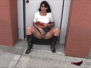 Streetwalkers 4 The Flasher Big Ass Aunty Kathy