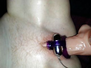 Wife Big Dildo