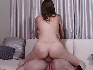 Hard Fucks Her Shaved Cunt
