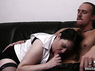 Fat Bitch Seduces Married Husband