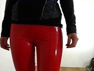Slinky Liquid Latex Red