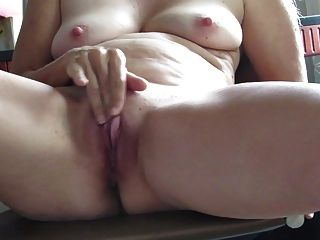 Bad Girl Doing Bad Things To Her Pussy