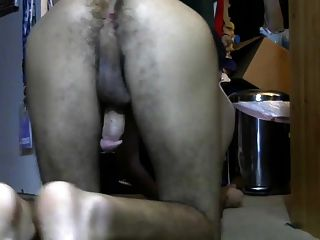 Farting & Fucking My Tight Ass Hole. With My Toys