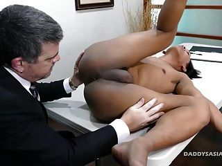 Not Daddy Mike Barebacks Asian Boy Freddy