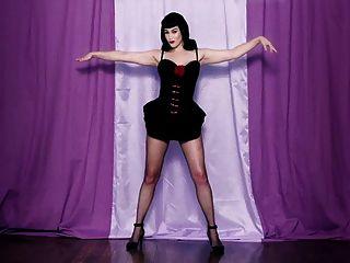 Gemma Arterton - Being Betty Photoshoot