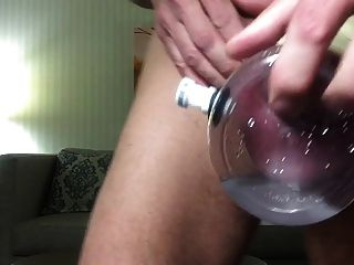 Pumped Balls Coming Out Of A Packed Tube