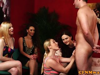 Teaching The Girls To Fuck