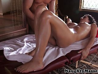 oily nuru massage senior sex