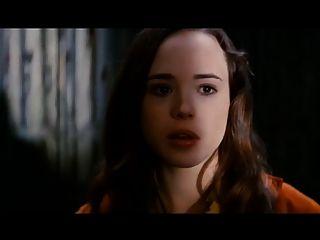 03.07 - Cum Tribute On Ellen Page