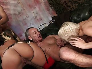 Kinky Sluts In Latex Love To Experiment And Get Juicy Cum All Over Their Face