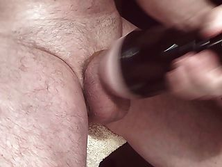 Fleshlight Fuck And Cum - Close Up