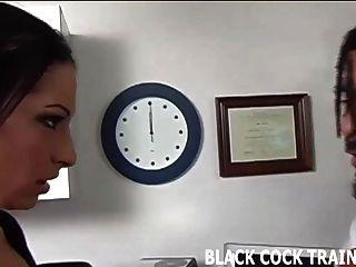 I Think I Am Addicted To Black Cock