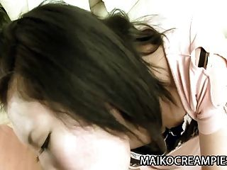 Aya Uchiyama - Jav Milf Cheating With Her Boytoy