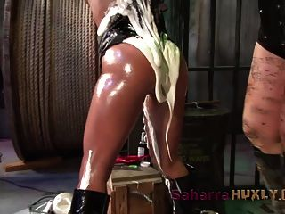 Huxly Punishes Arachnia Part 2 - Chichi Medina