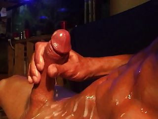 Cum Covered Slo Mo