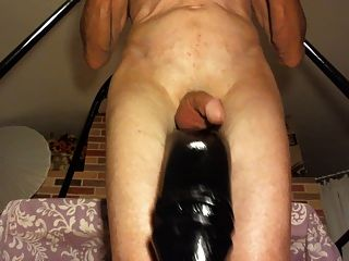 Huge Dildo Will It Fit?
