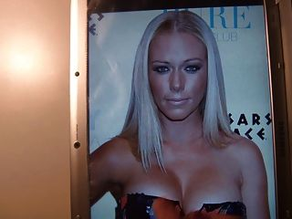 from Leo kendra wilkinson cum sex tape