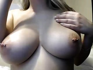 Blondymarina Shows Her Small Tits  Nudecamshowscom