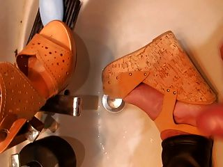 Gladiator heels shoejob - 3 part 2