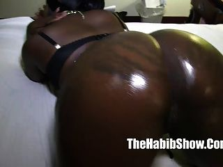 Ferrari Blaque Gets Banged By Bbc Redzilla