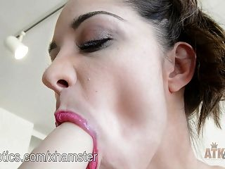 Nikki Next Sucking On A Toy While You Watch