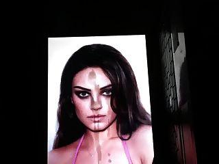 Mila Kunis Cum Tribute 01