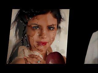 Selena Gomez Cumcovered No.7