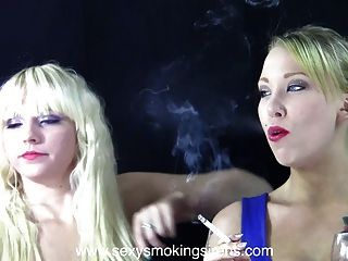 Sexy Smoking Sirens - The Sexiest Smokers In The World