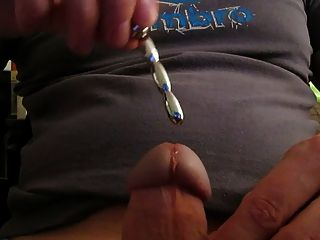 Urethral Sounding First Time