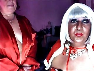 Mistress Christmas And Her Sub Slut Katrina Pt 2