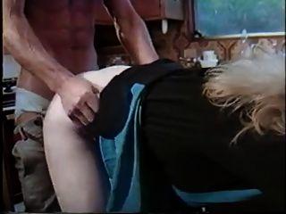 Vintage Slut Takes It From Behind