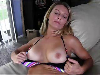 Cum Over My Mature Pussy Please