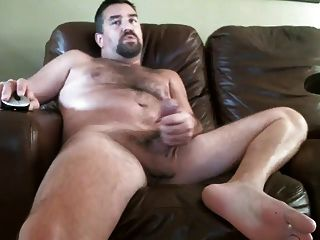 Daddy With A Big Dick On The Webcam