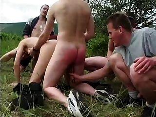 Crazy Hardcore With Perverted Bisexuals