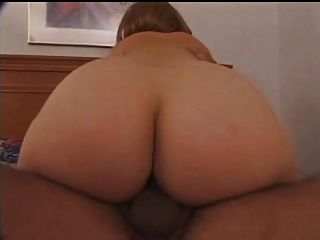 Redhead Mature Has A Giant Ass To Fuck