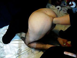 Fisting His Ass Again