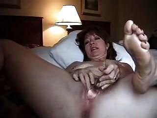 Awesome Mature Lady