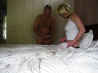 Jeannet Fuentes Cock Play With The Butler